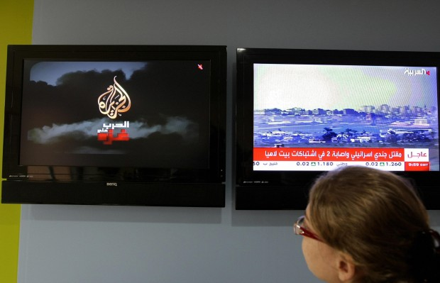 Syria in the Media