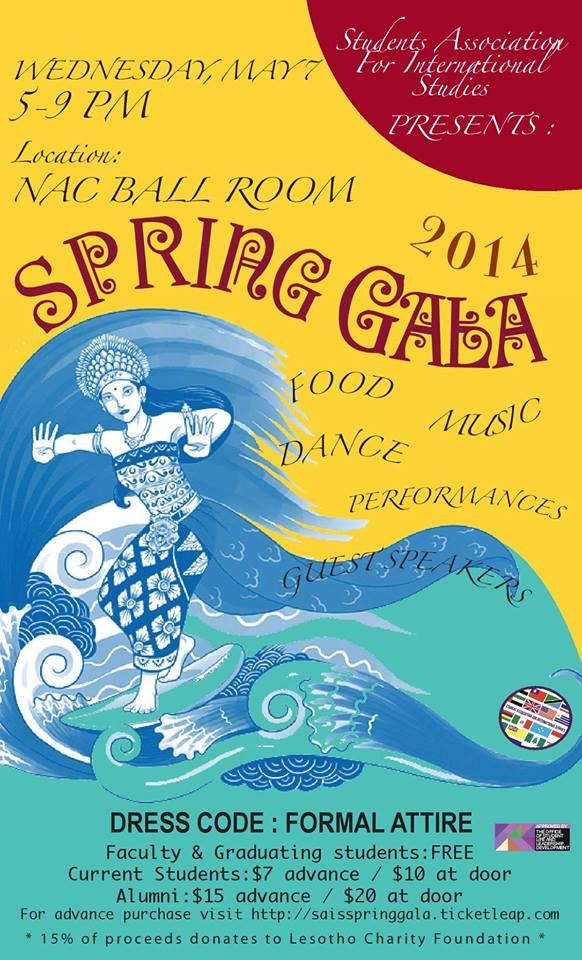IS Gala Oceans 2014