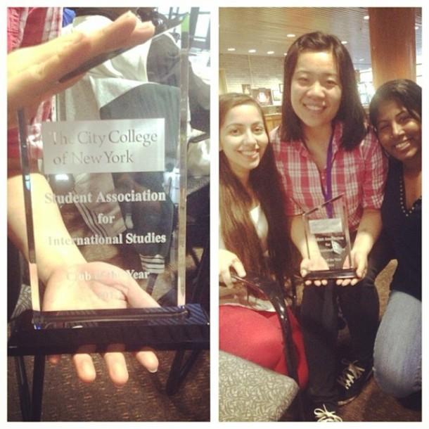 SAIS 2nd Award