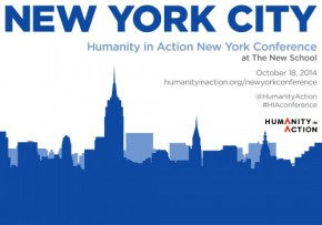 Humanity in Action – New York Conference 2014
