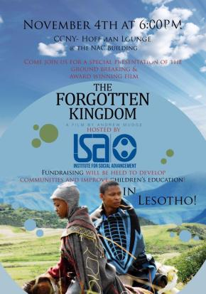 The Forgotten Kingdom Screening!