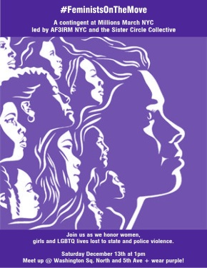 #FeministsOnTheMove – Press Release